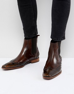 Ботинки челси Jeffery West Scarface - Рыжий