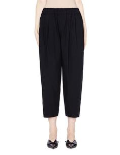 Укороченные хлопковые брюки Urban Zen