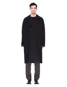 Шерстяное пальто Yang LI