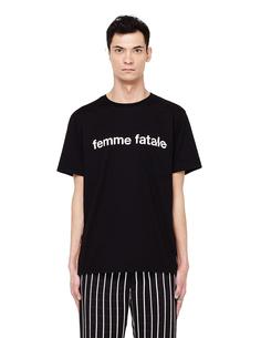 Футболка с принтом Femme Fatale The Soloist
