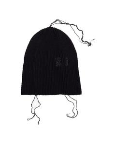 Вязаная шапка из хлопка THE Viridi Anne