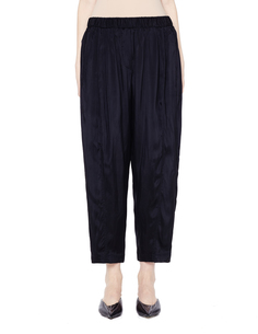 Укороченные черные брюки Urban Zen