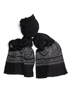 Шелковый шарф Blackyoto