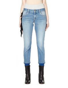 Хлопковые джинсы Undercover