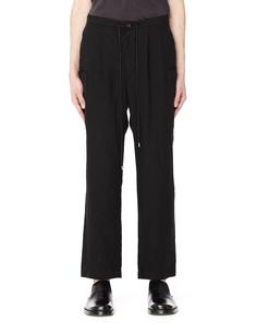 Льняные брюки THE Viridi Anne