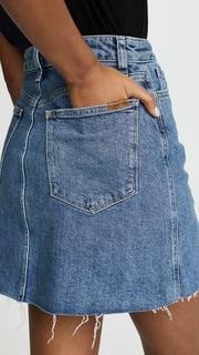 Joes Jeans The Bella High Rise A-Line Skirt