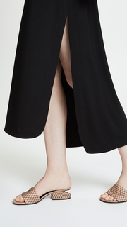 GETTING BACK TO SQUARE ONE Sleeveless Maxi Dress