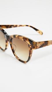 GARRETT LEIGHT x Ulla Johnson 51 Paloma Sunglasses