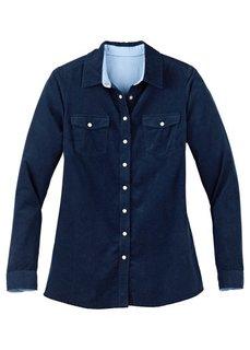 Блуза (темно-синий) Bonprix