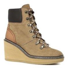 Ботинки SEE by CHLOE SB29022 светло-коричневый