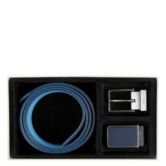Ремень KENZO F555CE711 темно-синий