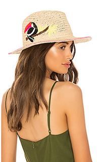 Шляпа федора toucan - Hat Attack