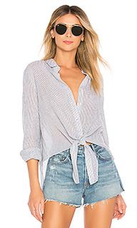 Блуза с застёжкой на пуговицу carrie - by the way.