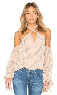 Блуза с открытыми плечами amber - LAcademie