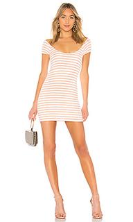 Мини-платье с короткими рукавами reyes - Privacy Please