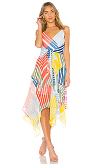 Платье goldie - Tanya Taylor
