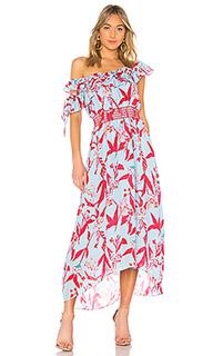 Платье meegan - Tanya Taylor