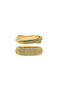 Кольца snake chain cigar - Luv AJ