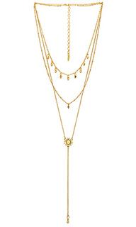 Ожерелье sunburst - Luv AJ