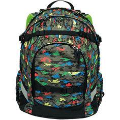 Рюкзак iKON, темный камуфляж