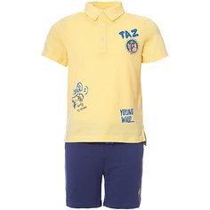 Комплект: футболка-поло,шорты Original Marines для мальчика