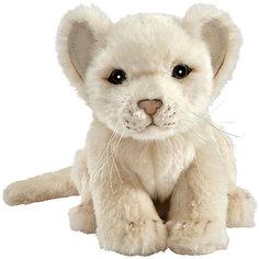Мягкая игрушка Hansa Львенок белый, 17 см