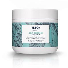 H2O+ Скраб для тела Sea Greens 340 г
