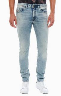 Рваные джинсы скинни Diesel
