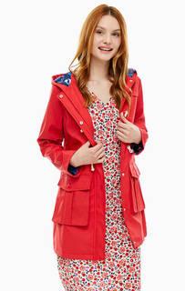 Красный плащ с капюшоном Cath Kidston