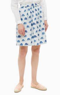 Расклешенная юбка средней длины Cath Kidston