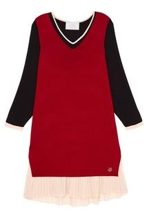 Туника с трикотажным пуловером Mila Marsel