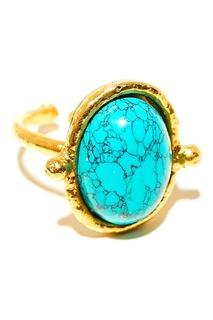 Кольцо с бирюзой Sylvia Toledano