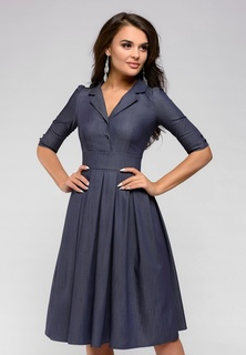 Платье джинсовое 1001dress