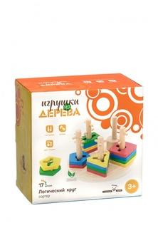 Конструктор Игрушки из дерева
