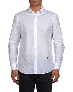 Рубашка с длинными рукавами Class Roberto Cavalli