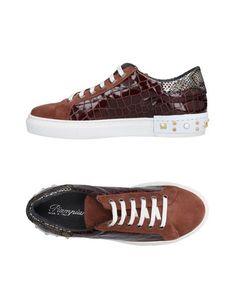 Низкие кеды и кроссовки Piampiani