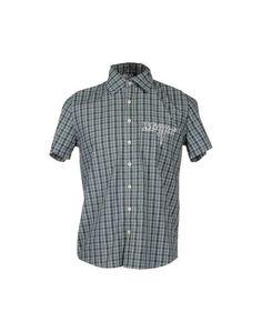 Рубашка с короткими рукавами Blomor