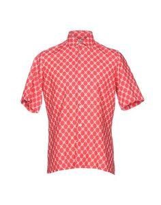 Pубашка Rosso Malaspino
