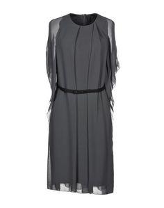 Платье до колена Vera Wang