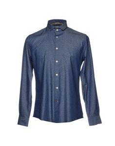Джинсовая рубашка Alley Docks 963