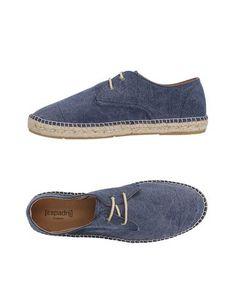 Обувь на шнурках Espadrij