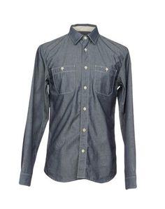 Джинсовая рубашка R.D.D. Royal Denim Division BY Jack & Jones