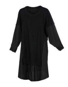 Короткое платье YS Yohji Yamamoto
