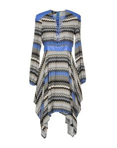Платье до колена Elisabetta Franchi