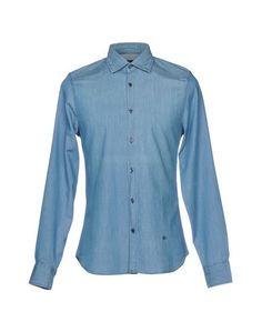 Джинсовая рубашка Dekker