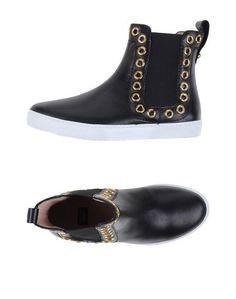 Высокие кеды и кроссовки Boutique Moschino