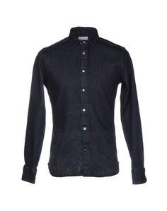 Джинсовая рубашка GZC