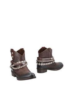Полусапоги и высокие ботинки Couture