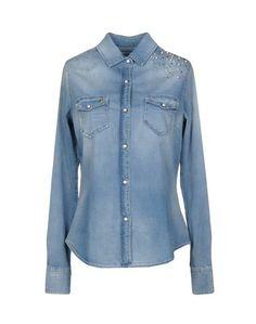Джинсовая рубашка ROŸ Rogers