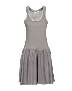 Короткое платье Sacai Luck